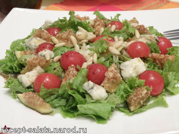 Рецепты салатов фото скрипкина